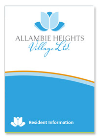 allambie heights village newsletter front