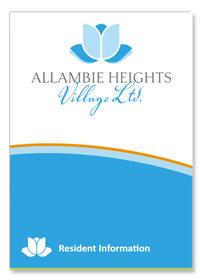 allambie heights village newsletter front