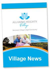 allambie heights village news