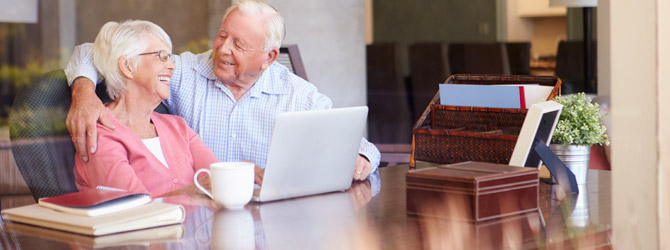 information retirement villages