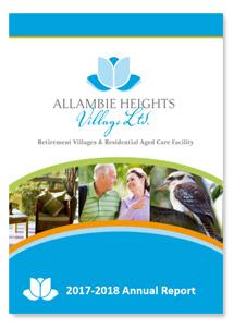 alh village 2018 annual report