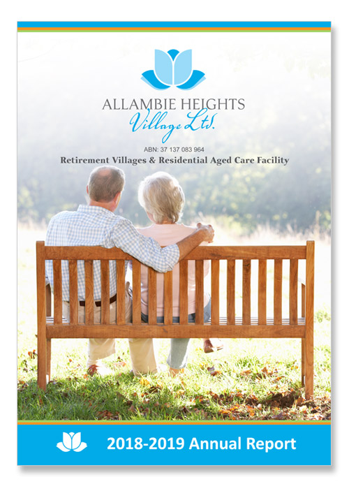 allambie heights village annual report 2018