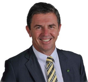 Mr David Gillespie MP, Assistant Minister for Health