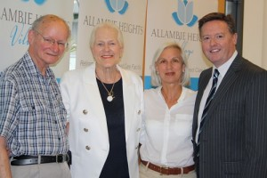 Hermann Simon (Former President), Wendy Kramer (President), Helga Wagner (Former Director), Ciaran Foley (CEO)