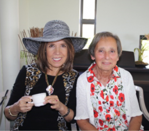 Wanda Fuentes, Lina Burt - Allambie Heights Village, Retirement Village