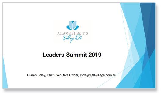 retirement-village-summit-2019