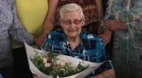 allambie heights village olive 100 birthday
